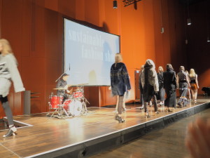 fast fashion slow fashion sustainable fashion show esmod berlin