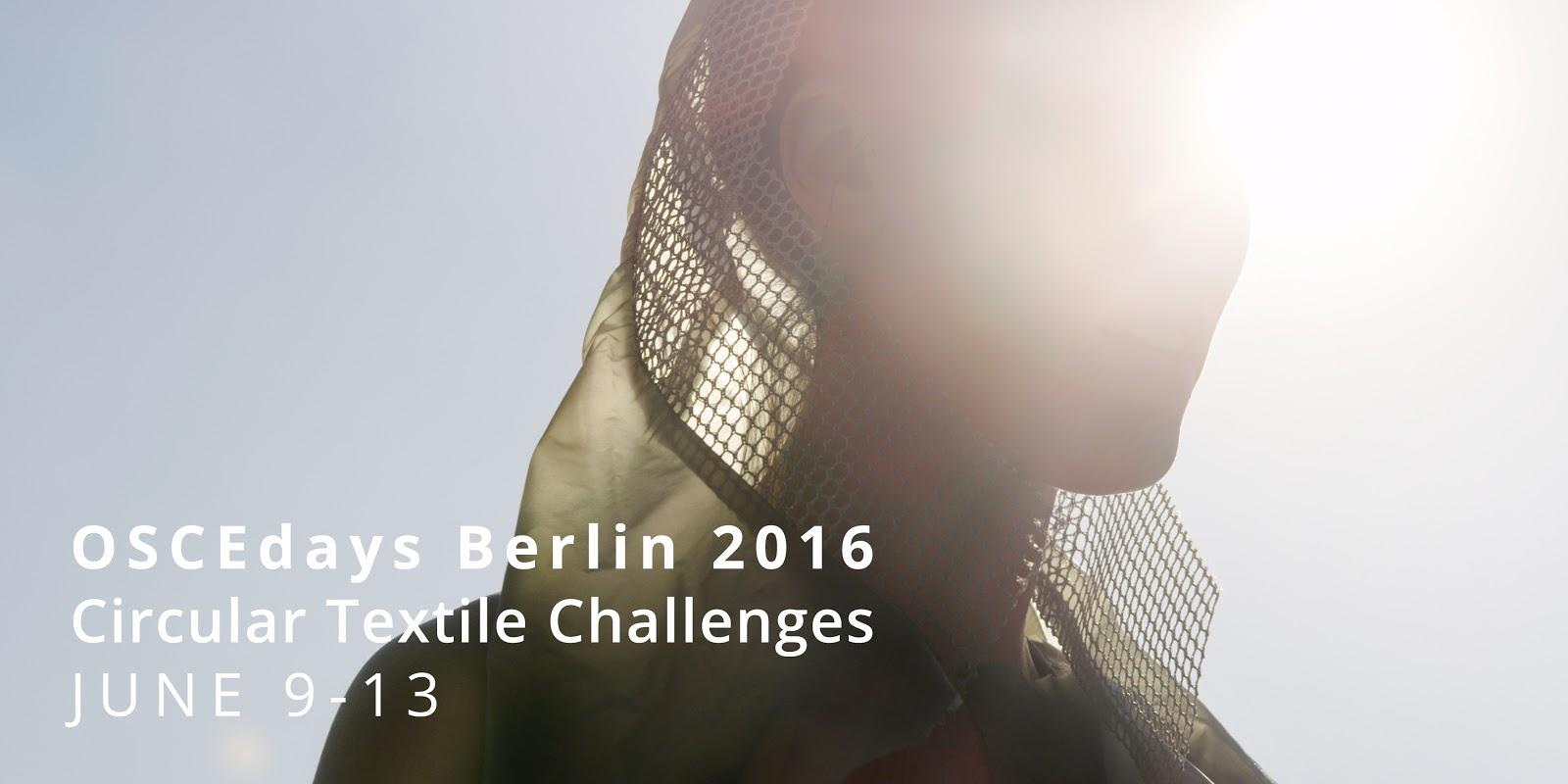 OSCE-Circular Textile Challenge-Berlin-SlowFashion Blog