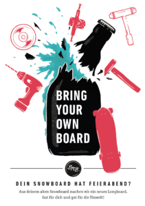 ReMount bring your old board - SlowFashion Blog